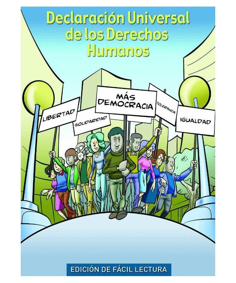 La Fundación Ciudadanía difunde la Declaración Universal de los Derechos Humanos junto a Bolivia, Panamá y Uruguay