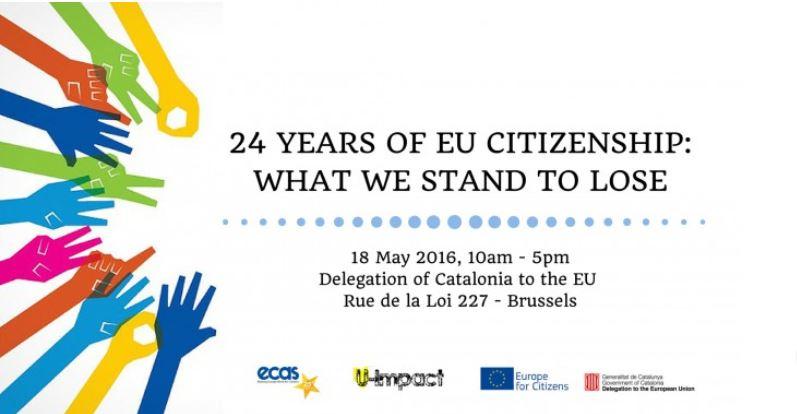 "Conferencia internacional U-Impact  ""Effective Citizen Impact on EU Policy"""