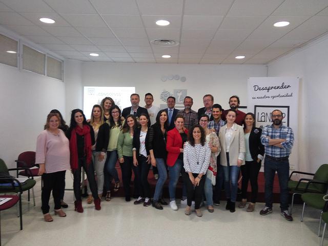 Clausura de la II Lanzadera de Empleo y Emprendimiento Solidario de Villanueva de la Serena
