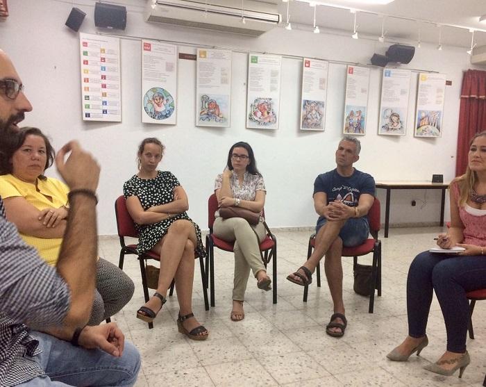 Diálogos de Ciudadanía y Objetivos de Desarrollo Sostenible se dan cita en Montánchez.