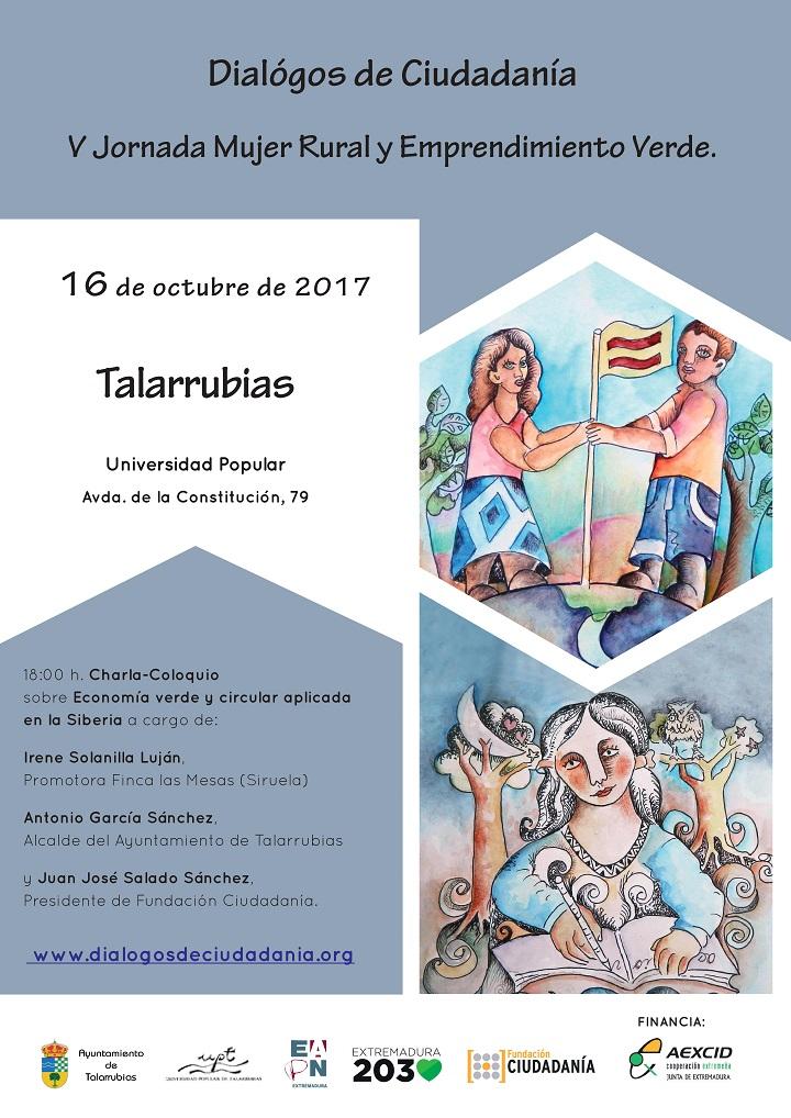 Jornada sobre Economía Verde y Circular en Talarrubias
