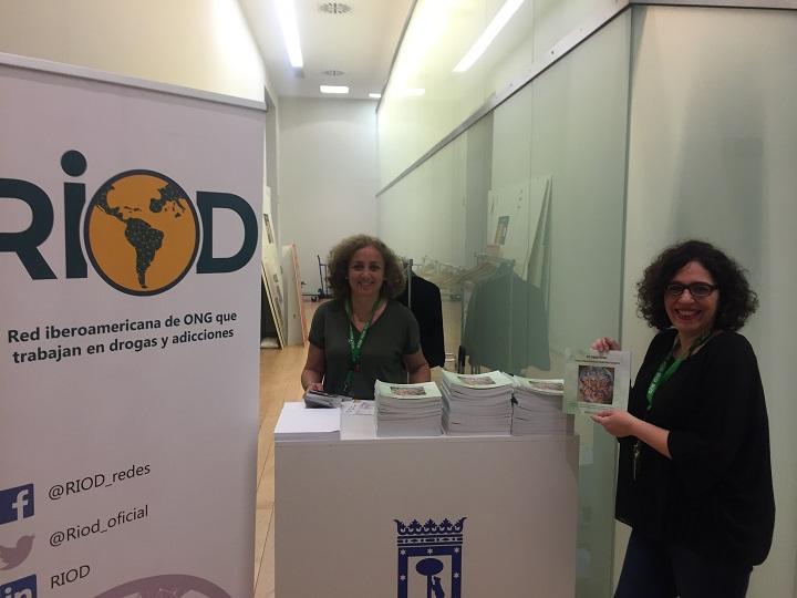 Los ODS en el XX Seminario Iberoamericano sobre Drogas y Cooperación.