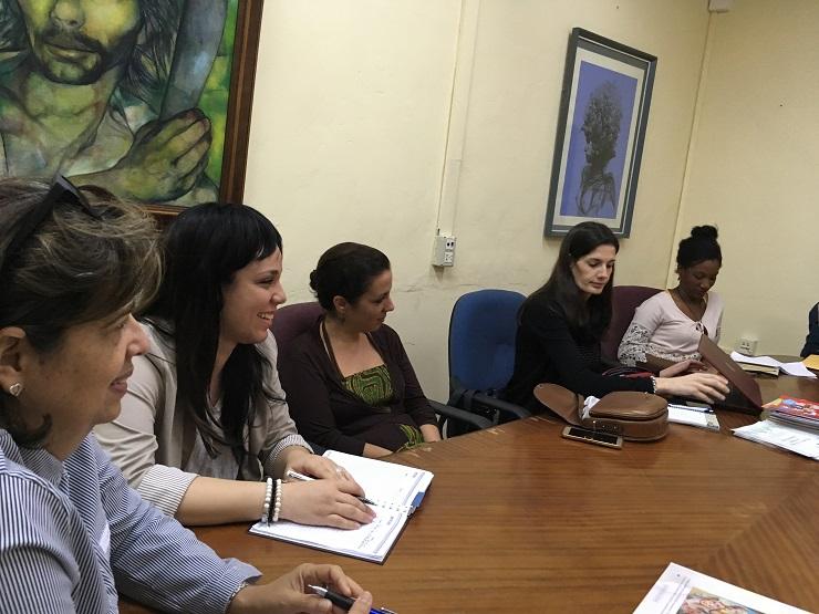 Así nos coordinamos en el proyecto sobre Cultura y Tecnologías en Cuba que financia AEXCID.