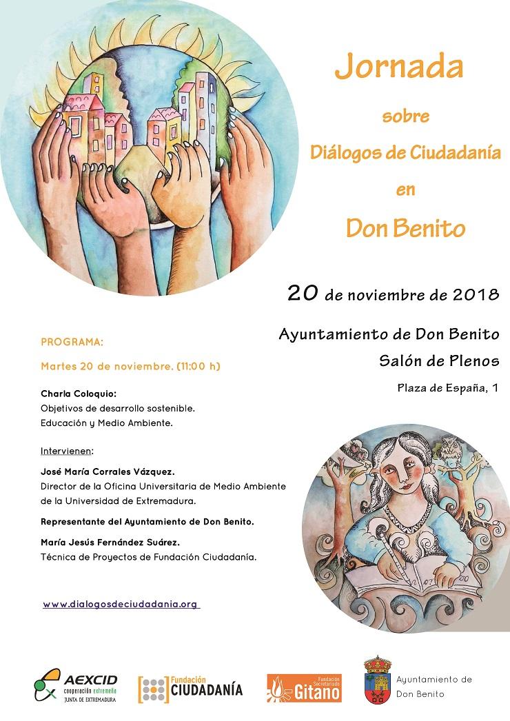 Cita en Don Benito con José María Corrales.