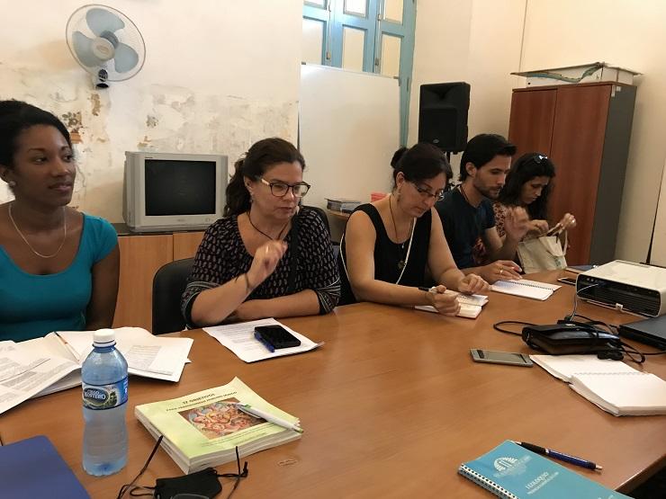 Fundación Ciudadanía y AEXCID promueven la Lectura Fácil en Cuba.