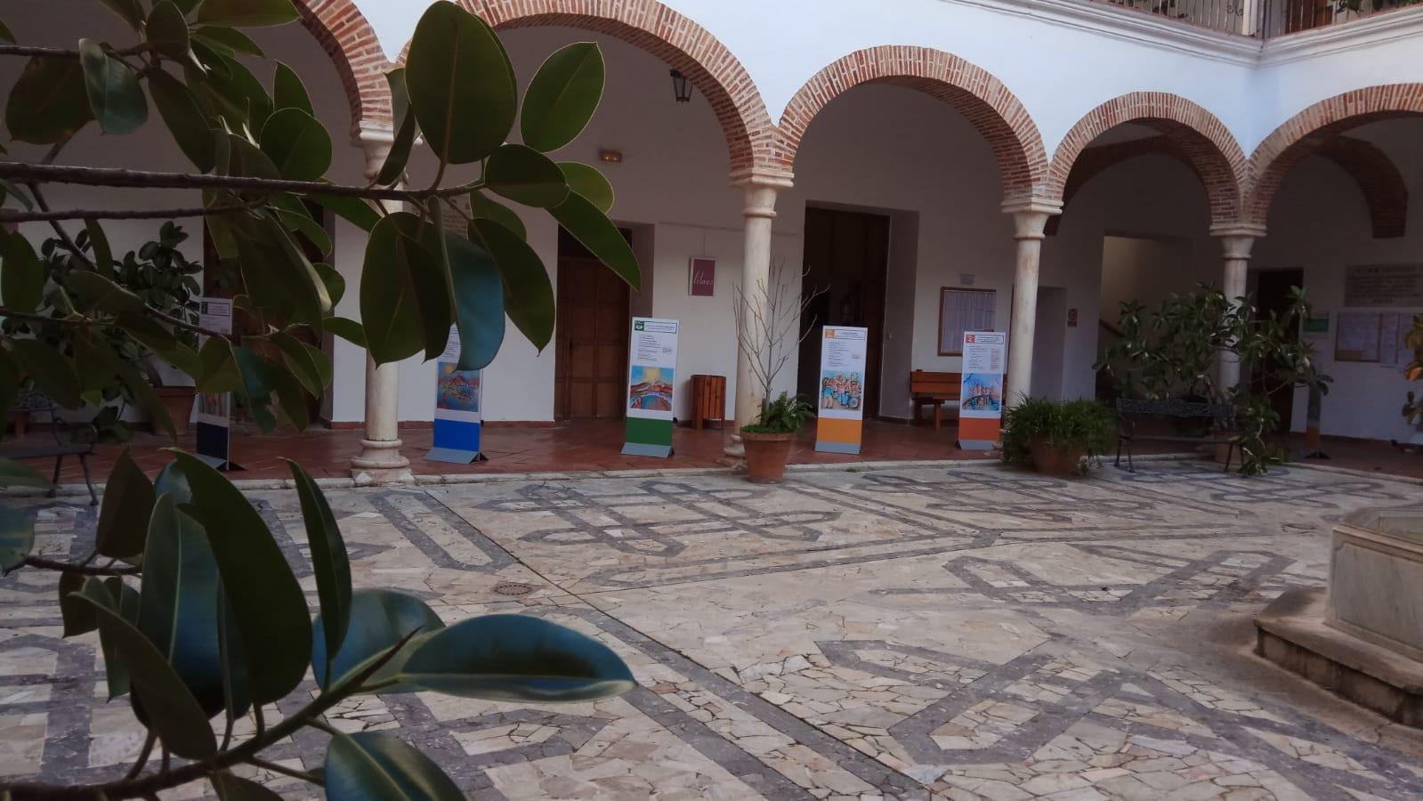 Zafra acoge la Exposición de los Objetivos de Desarrollo Sostenible.