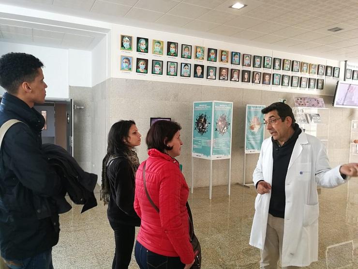 Visita al CCMIJU Cáceres