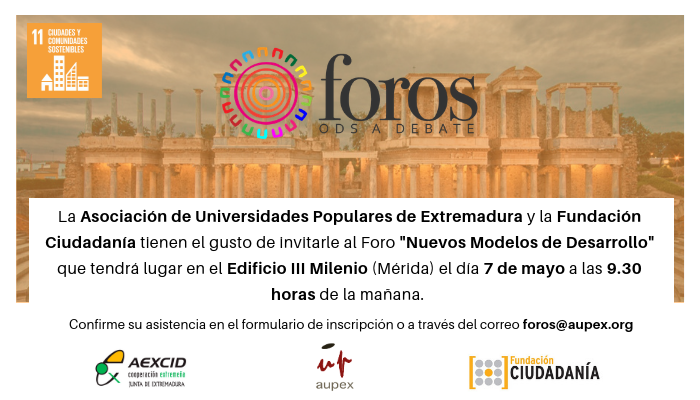 FOROS ODS A DEBATE