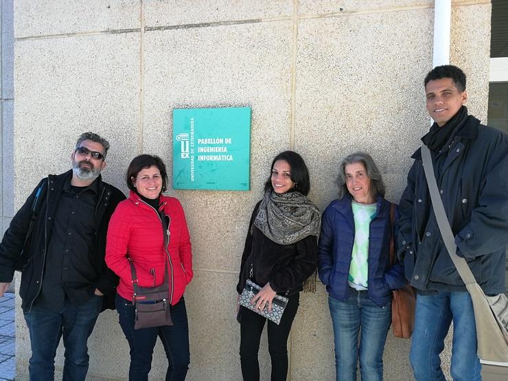Intercambio Habana-Extremadura