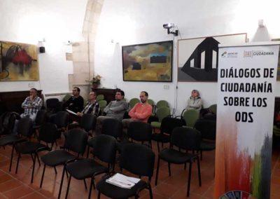 Taller ODS Valencia de Alcántara