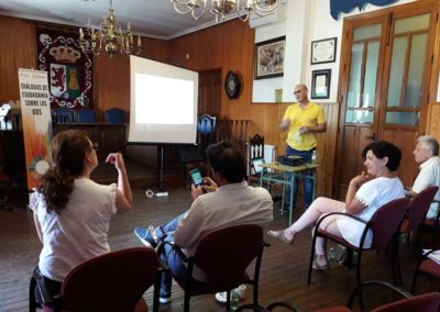 Diálogos ODS Torrejoncillo