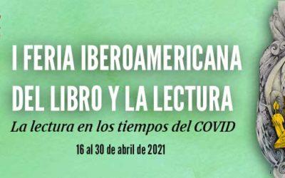 FIBERLIBRO 2021 organiza más de 70 actividades con 150 agentes culturales de Iberoamérica.